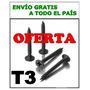 Tornillo T3 6 X 1 1/2 Punta Aguja Pasofino Durlock X 1000 U