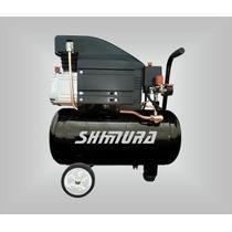 Compresor De Aire Shimura 2hp 25 Litros Villa Del Parque