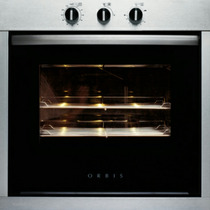 Horno A Gas Orbis 960aco Inoxidable Empotrar