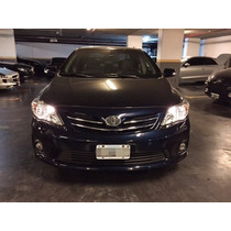 Toyota Corolla Se-g Aut 2013 Blindado