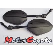 Espejo Zanella Rx 200 Original Lifan Motos Coyote Moron !!