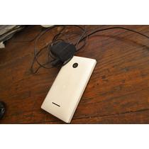 Microsoft Nokia Lumia 435 Con Templado Y Sd - No Funciona