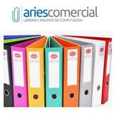Bibliorato A4  Pvc Util-of Premium Reforzado 1ºcalidad X 10u