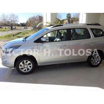 Chevrolet Spin Lt 5 Asientos $60.000 Y Cuotas Plan Nacional