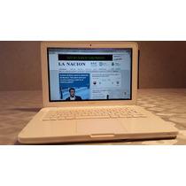 Macbook White 2010 13pulg Muy Buena Apple Oportunidad