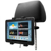Soporte Tablet Auto Apoya Cabezas Porta Tablet Ipad Samsung