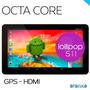Tablet Android 5 Octa Core 10.1 Pulgadas 4k Gps Hdmi Regalos