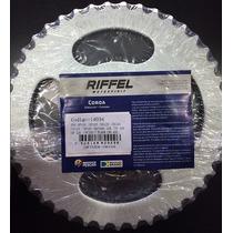 Corona Riffel Suzuki Gn 125 - En 125 43 Dientes Rpm-1240