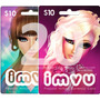Tarjeta Imvu 20 - 20 Mil Creditos P/chat 3d En Mundo Virtual