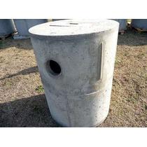Camara Septica Cemento Comp P/ 12 Personas, 0.78 X 1.55 Mts