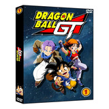 Dragon Ball Gt [serie Completa] [6 Dvds]