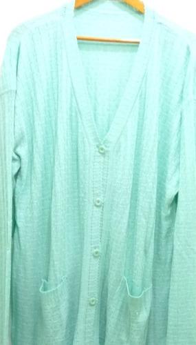 2020 venta profesional servicio duradero Saco Mujer Talle Grande Verano Cardigan Hilo Viscosa Am $720 hSgdh - Precio  D Argentina