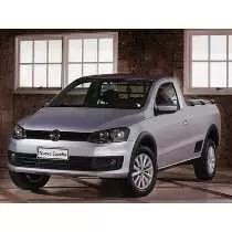 Volkswagen Saveiro 0 Km 2016 Cab Extend Tasa 0% Mz