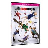 The Big Bang Theory - Importe Por Temporada - Dvd