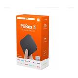 Smart Tv Box Xiaomi Mi Box S 4k 8gb Android Ultimo Model Om