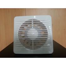 Extractor De Aire Para Baño 4 (10cm) Para Pared O Techo