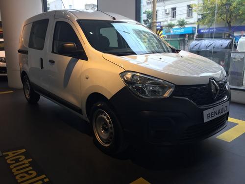 Nueva Renault Kangoo Express Confort 5 Asientos Nafta 0km  F