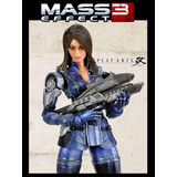 Figura Mass Effect 3 Ashley Williams Original Kai Env/gratis