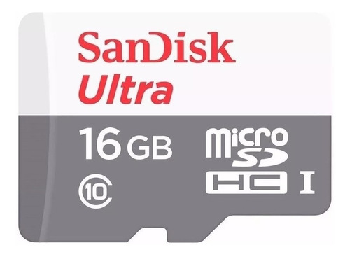 Tarjeta De Memoria Sandisk Sdsquns-016g Sdsquns-016g-gn3ma Ultra 16gb