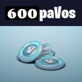 600 Pavos V-bucks Fortnite Battle Royale Starter Pack Pc