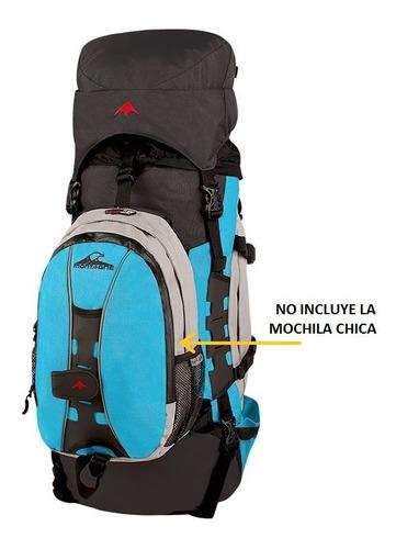 Mochila De Camping Tenere  70 Litros  Montagne Nueva