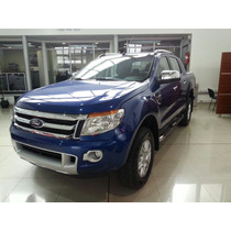 Ford Ranger Limited 2013 0km. Financiada. (mb)