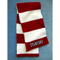 Universidad Stanford. Original. U. S. A. Bufanda.