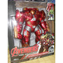 Hulkbuster Avengers 2 Age Of Ultron ! 30 Cm Luz Superheroes