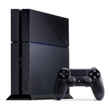 Sony Playstation 4 1tb Standard Jet Black