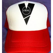 Gorra De Viral Roja
