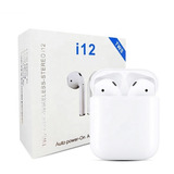 Auriculares Bluetooth 5.0 Tws I12 Táctiles iPhone Android