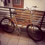 Bicicleta Inglesa Vintage Rodado 28 Años 60