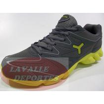 Zapatillas Running Tryon Ativo Hombre Original D De Fabrica