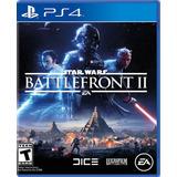 Juego Playstation Star Wars Battlefront 2 / Makkax