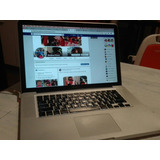 Macbook Pro 15 I7 10gbram 1gbvideo Sandisk Extreme Pro500gb