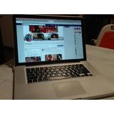 Macbook Pro 15 I7 10gbram 1gbvideo Sandisk Extreme Pro500gb