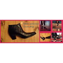 Botas De Cuero Ash (argentinian Shoes)