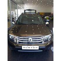 Renault Duster Luxe 2.0 4x4 Nav 0 Km Financiada 100%