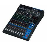 Yamaha Mg12xu Consola Mixer 12 Canales Efectos Nuevo Gtia