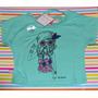 Remeras Divysion 4 Colores Collar 8-10 Años Little Treasure