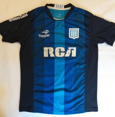 712e9c6d7 Camiseta Racing Club Topper Talle 10 (niños)