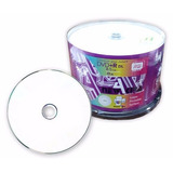 Dvd Dual Layer Printable 8.5gb Fullprint Printable X50