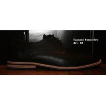 Zapato Vestir Tascani Fanateiro Super Precio Envio Gratis