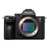 Camara Mirrorless Sony Ilce-7m3 7miii A7 Iii Kit Lente 2870