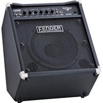 Amplificador P/bajo Fender Rumble 30 Watts Overdrive Nuevo!