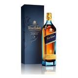 Whisky Johnny Walker Blue Label Tiffany Con Estuche Escoces