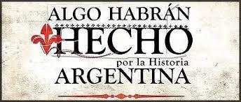 Algo Habran Hecho Por La Historia Argentina Digital!!