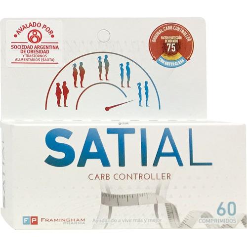 Satial Carb Controller 60 Comp.     El Mejor Precio!