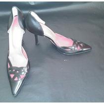 Zapato Stilletos Marca Paruolo- Originales