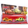 Disney Cars: Grem Y Acer In Trouble Mattel Importado